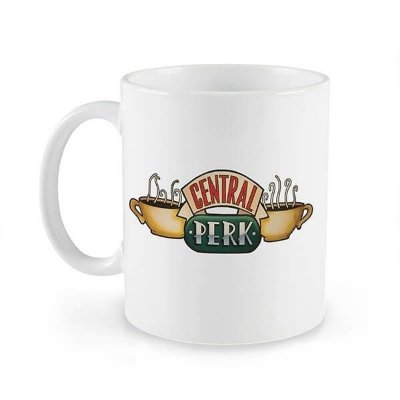 Caneca Café Central Perk - Friends