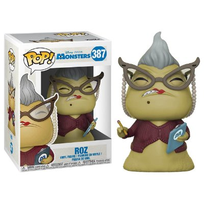 Roz - Monstros S.A. - Funko Pop