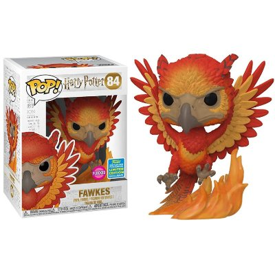 Fênix Fawkes - Harry Potter - Funko Pop