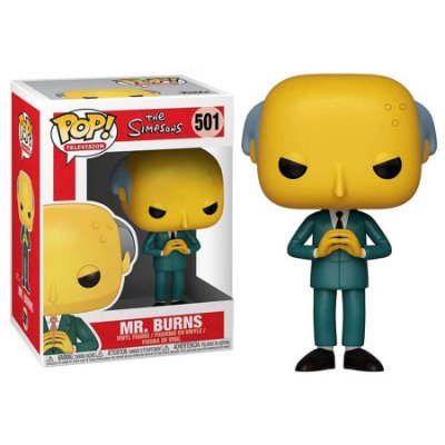 Sr. Burns - Os Simpsons - Funko Pop