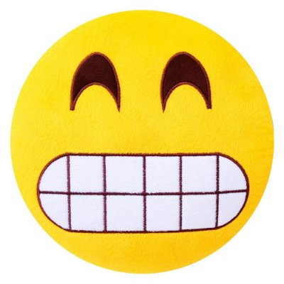 Almofada Emoji Sorrisão