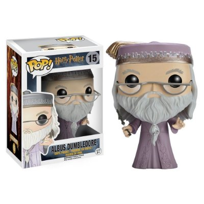 Albus Dumbledore - Harry Potter - Funko Pop