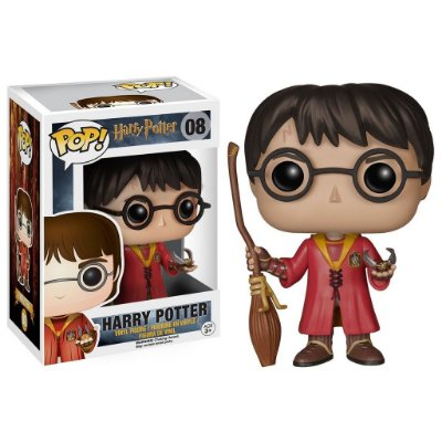 Harry Potter - Quadribol - Funko
