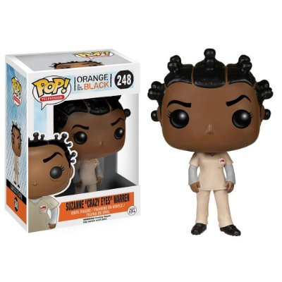 Crazy Eyes - Orange is the New Black - Funko Pop
