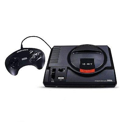 Mega Drive 22 Jogos na Memória - Tec Toy