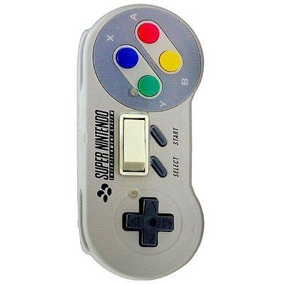 Interruptor Controle Super Nintendo