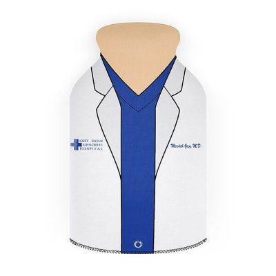 Bolsa Térmica de Água Grey Sloan Memorial Hospital - Grey's Anatomy