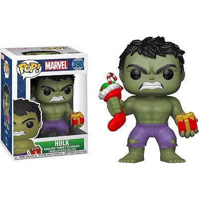 O Hulk - Natal - Funko Pop