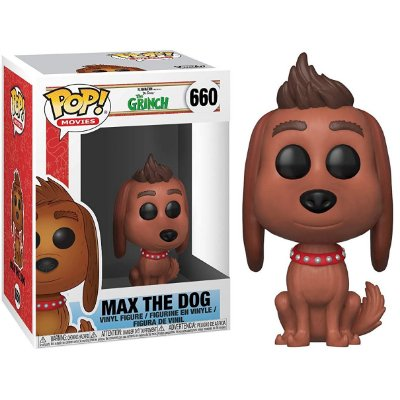 Max The Dog - O Grinch - Funko Pop