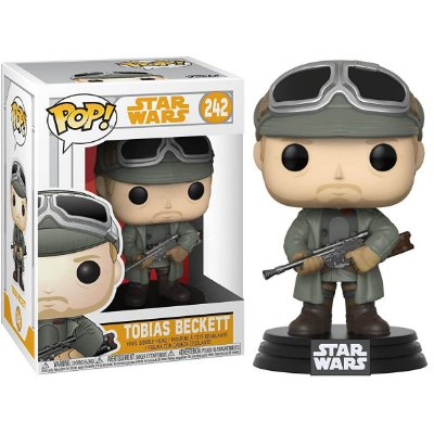 Tobias Beckett - Star Wars - Funko Pop