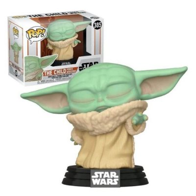 Baby Yoda (385) - The Mandalorian - Star Wars - Funko Pop