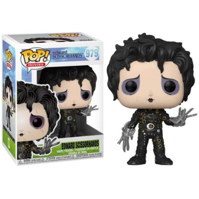 Edward Mãos de Tesoura (979) - Funko Pop