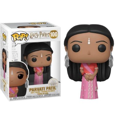 Parvati Patil - Harry Potter - Funko Pop