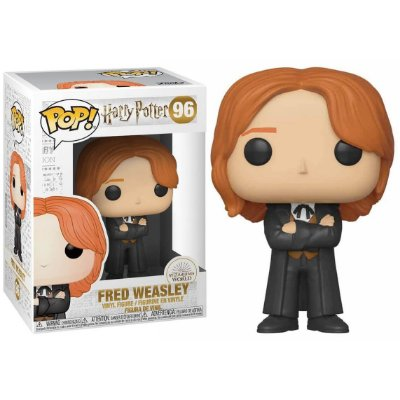 Fred Weasley - Baile Tribruxo - Harry Potter - Funko Pop