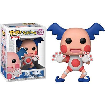 Mr. Mime - Pokemon - Funko Pop