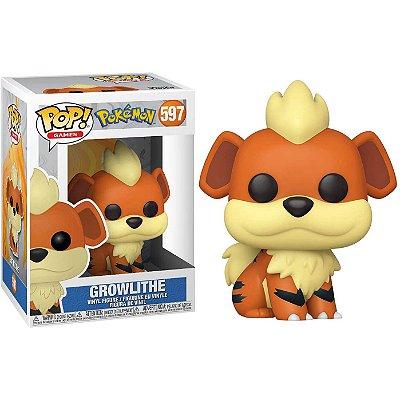 Growlithe - Pokemon - Funko Pop