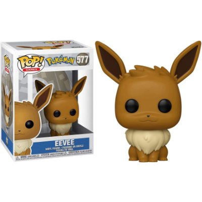 Eevee - Pokemon - Funko Pop