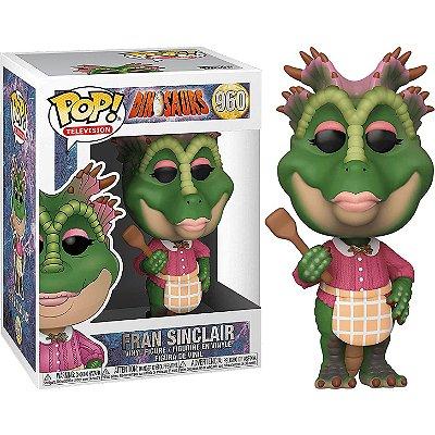 Fran Sinclair - Família Dinossauro - Funko Pop