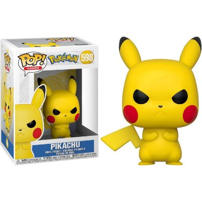 Pikachu Bravo - Pokemon - Funko Pop