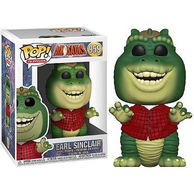 Earl Sinclair - Família Dinossauro - Funko Pop