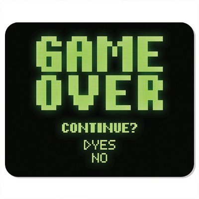 MousePad - Game Over