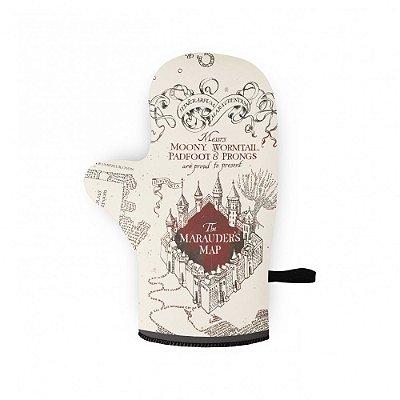 Luva de Cozinha Mapa do Maroto - Harry Potter
