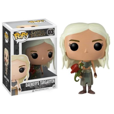 Daenerys (03) - Game of Thrones - Funko Pop
