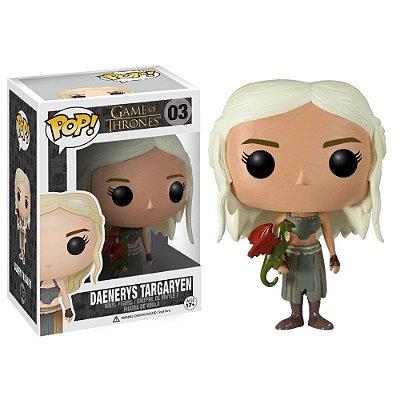 Daenerys (03) - Game of Thrones - Funko Pop