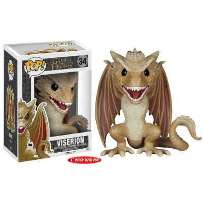 Viserion - Game of Thrones - Funko Pop 15cm