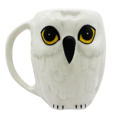 Caneca Coruja Edwiges - Harry Potter