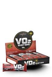 VO2 Whey Bar -  Barra proteica e energética - Inegralmédica - 12 Unidades