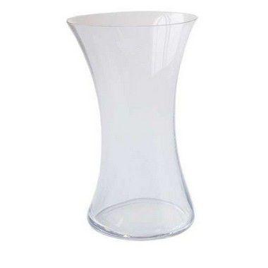 Vaso de Vidro Especial para Buquês