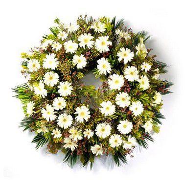 Coroa de Flores Brasilia Especial 2 | Faixa de Homenagem Grátis