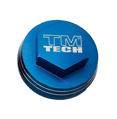 Tampa de Óleo do motor TM Tech SUZUKI AZUL