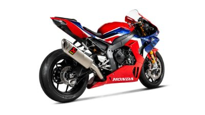 AKRAPOVIC HONDA CBR 1000RR-R 2021 2022 ESCAPAMENTO FULL RACING LINE