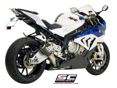SC-PROJECT CR-T BMW S1000 RR 2015 2016 Carbon
