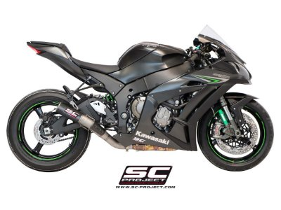 SC-PROJECT CR-T KAWASAKI ZX 10R CARBONO 2016 2017 2018