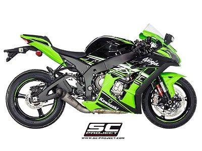 SC Project S1 Kawasaki ZX-10R 16 Titanium 2011