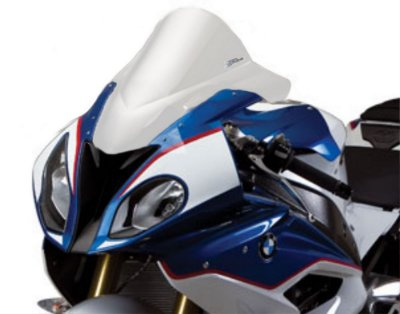 ZERO GRAVITY BOLHA DOUBLE BUBBLE CRISTAL BMW S1000RR 2015 a 2019