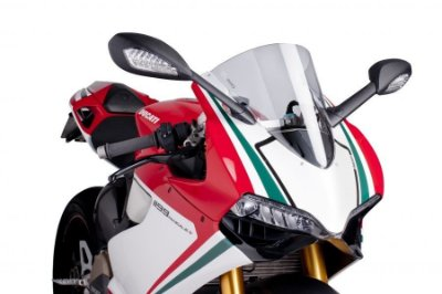 Bolha Puig Transparente Ducati 1199 Panigale