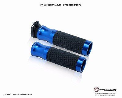 Manopla Procton Universal Azul