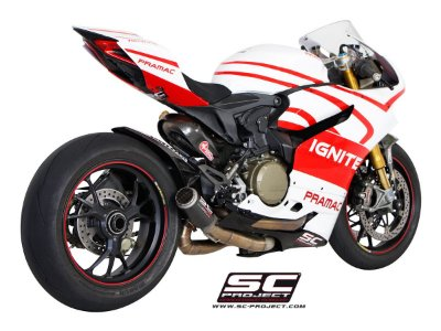 SC-PROJECT CR-T  DUCATI PANIGALE 1199 / S / R  CARBON D11-38CR