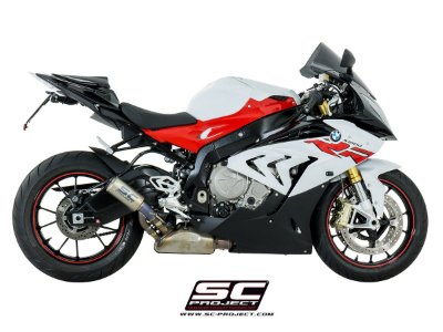 SC-PROJECT CR-T BMW S1000RR TITANIUM 2017 2018 2019