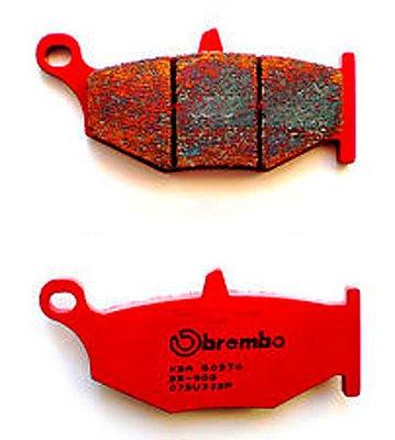 BREMBO PASTILHA DE FREIO SINTER SUZUKI GSX-R 750 TRASEIRA 2007 A 2013 07SU32SP