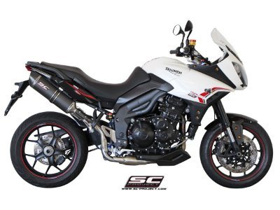 SC-PROJECT TRIUMPH SPORT 1050 PONTEIRA HIGH POSITION 2013 a 2017