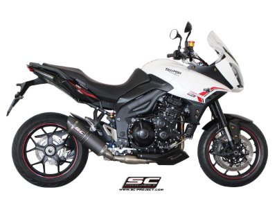 SC-PROJECT TRIUMPH SPORT 1050 PONTEIRA LOW POSITION 2013 a 2017