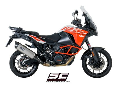 SC-PROJECT KTM SUPER ADVENTURE 1290 TITANIUM 2017 2018  KTM08-86T