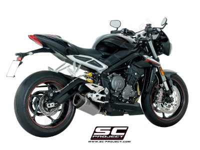 SC-PROJECT SC1-R TRIUMPH STREET TRIPLE 765 S/R/RS 2018 2019
