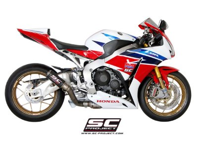 SC-PROJECT CR-T HONDA CBR 1000RR 2015/2016 CARBONO
