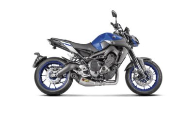 AKRAPOVIC YAMAHA MT-09/FZ-09 2018 2019 2020 ESCAPAMENTO FULL